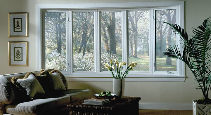 bow windows bow window replacement ecoview windows